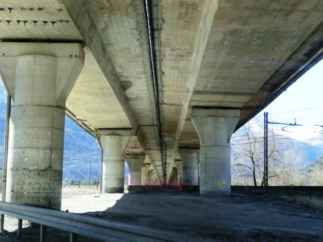 Autobahnbrücke Gad