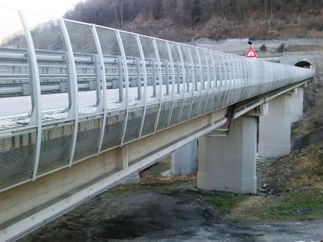 Tunnel Serre la Voute