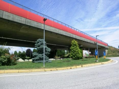 Talbrücke im Zuge der SS661