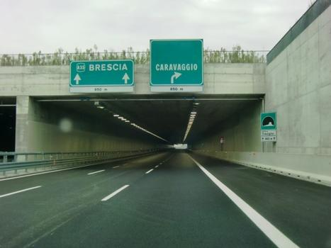 Tunnel Treviglio