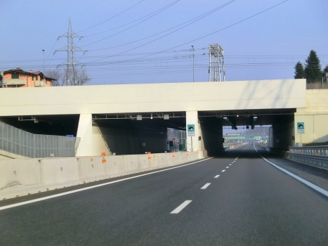 Tunnel Lamazzo
