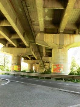 Talbrücke Arnad