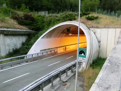 Prè Saint Didier-Tunnel