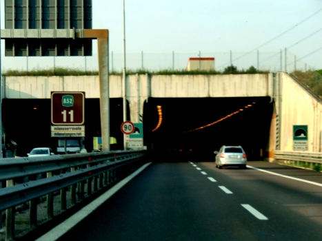 Tunnel Montegrappa