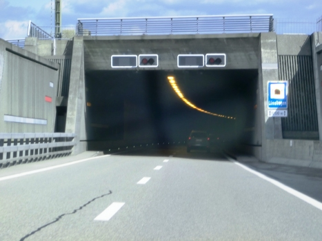 Tunnel de Lusslingen