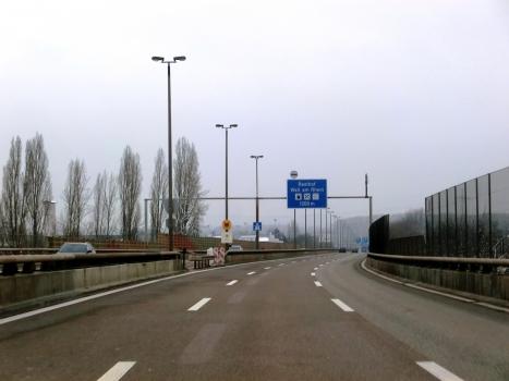 Grenzbrücke Basel