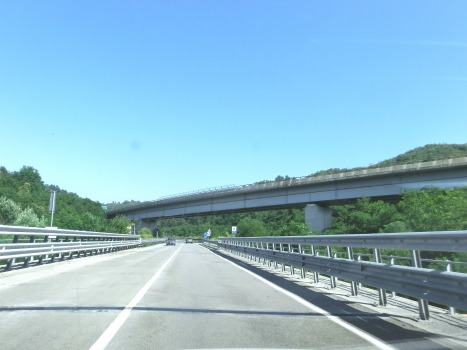 Talbrücke Bormida di Mallare Sud