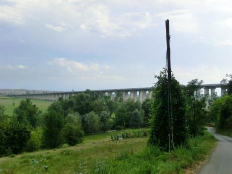 Talbrücke Madonna di Galizia Sud