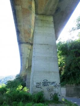 Talbrücke Vallone Teccio