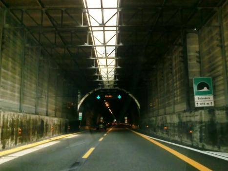 Belvedere-Tunnel