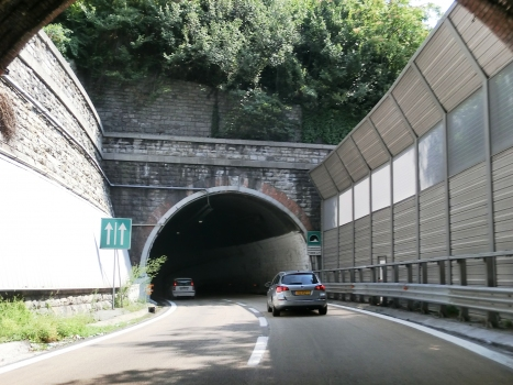 Tunnel Promontorio