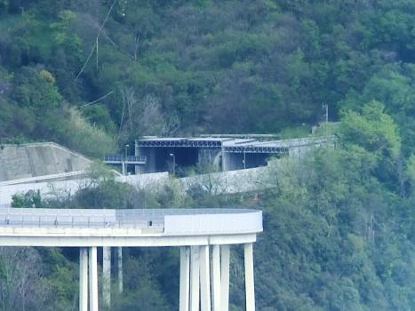 San Bartolomeo-Tunnel