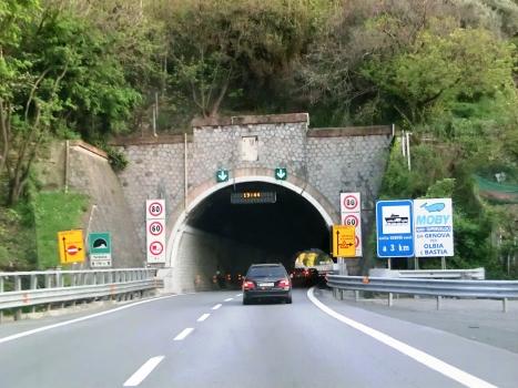 Tunnel de Torbella
