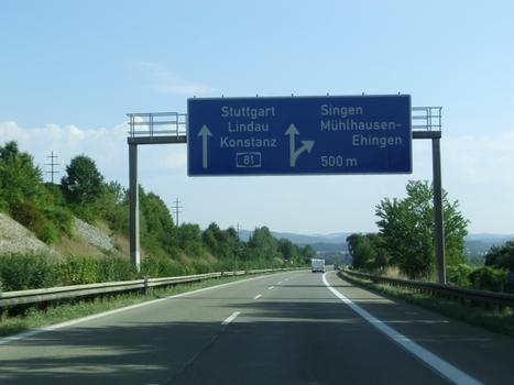 A 81 Motorway (Germany)
