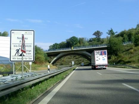 Kreuzungsbauwerk Autobahndreieck Hochrhein