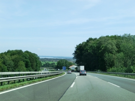 A 8 Motorway (Germany)