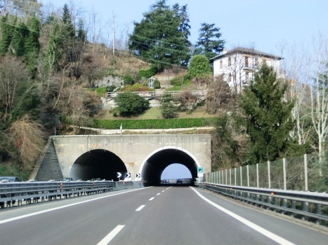 Tunnel Villa Maria