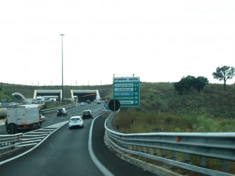 Tunnel de Quarto degli Ebrei