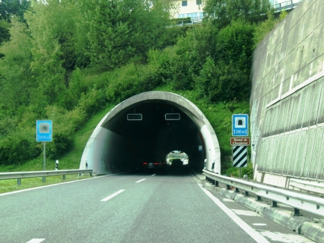 Tunnel Chauderon