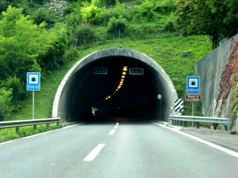 Tunnel Criblette