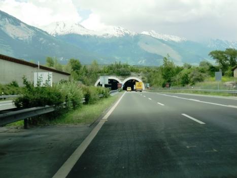 Tunnel de Sierre