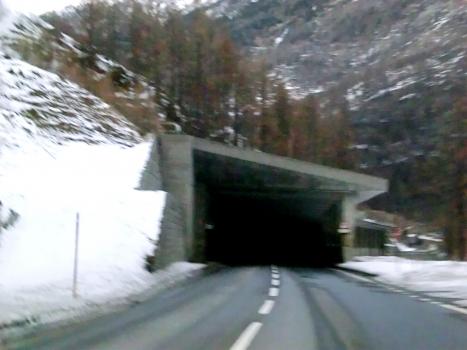 Fura Tunnel southern portal