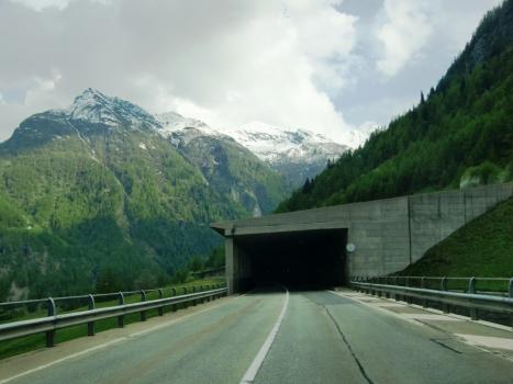 Hostett I Tunnel northern portal