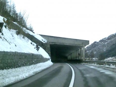 Hostett I Tunnel southern portal