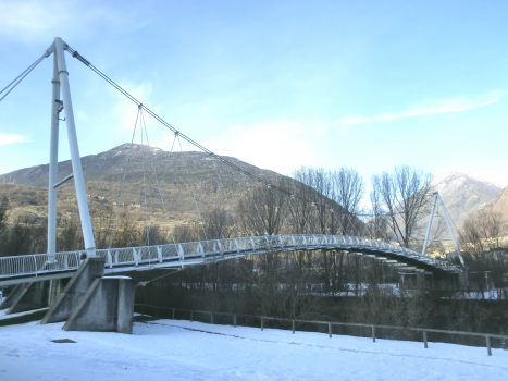 Albosaggia Footbridge