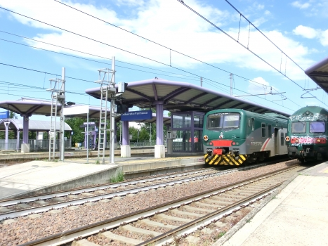 Bahnhof Albairate-Vermezzo