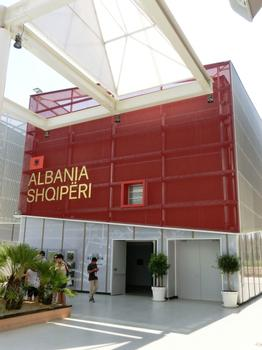 Albanian Pavilion (Expo 2015)