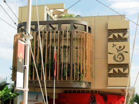 Angolesischer Pavillon (Expo 2015)