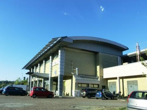 Gare de Aulla Lunigiana