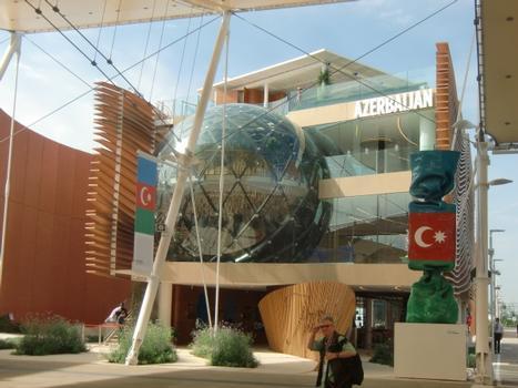 Azerbaijani Pavilion (Expo 2015)