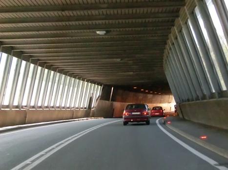 Tunnel Stumm