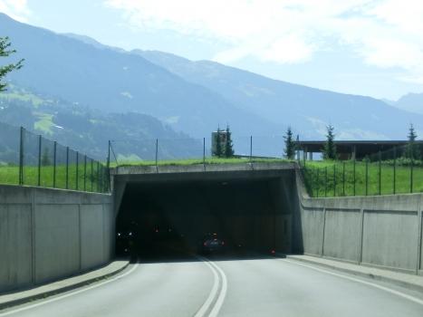 Tunnel Zillertalbahn
