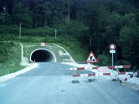 Tunnel aux Laives