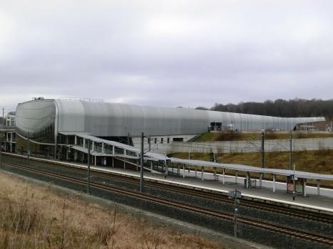 Belfort-Montbéliard TGV Station