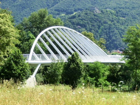 Bellinzona-Monte Carasso Footbridge
