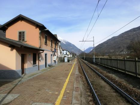 Bahnhof Bianzone
