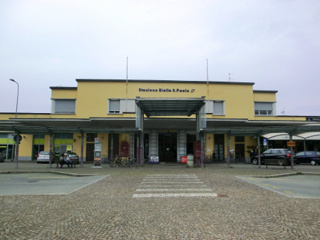 Gare de Biella San Paolo