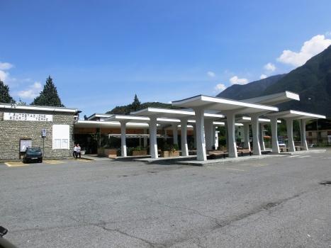 Busbahnhof Boario Terme