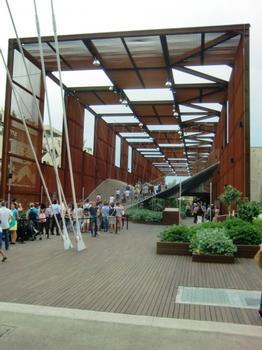 Brazil Pavilion - Expo 2015