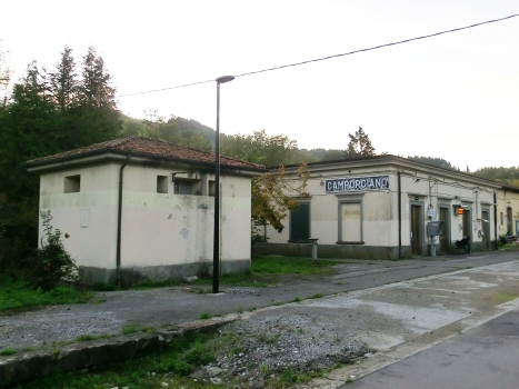 Camporgiano Station