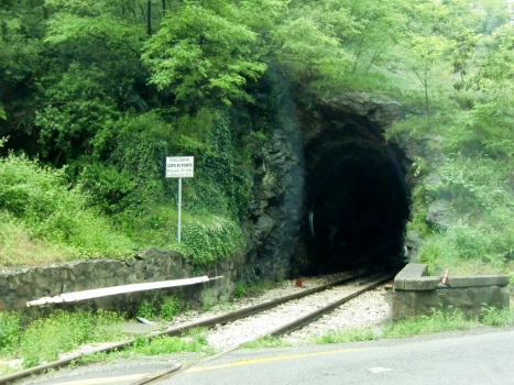 Eisenbahntunnel Capo di Ponte