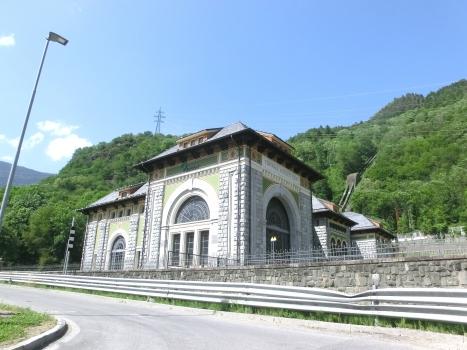 Wasserkraftwerk Sonico