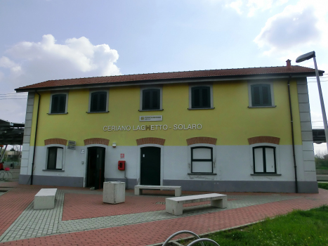 Ceriano Laghetto-Solaro Station