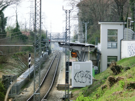 Bahnhof Cesano Maderno Groane