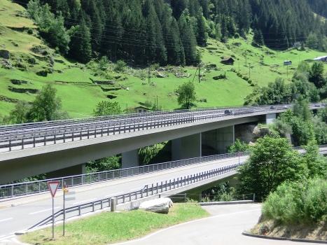 Pont autoroutier de Wattingen