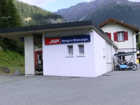 Gare de Bergün / Bravuogn